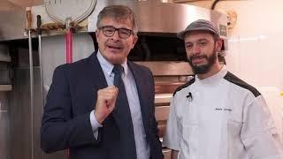 Alvise Tomasi : La nostra pizza incontra Borghi d'Europa