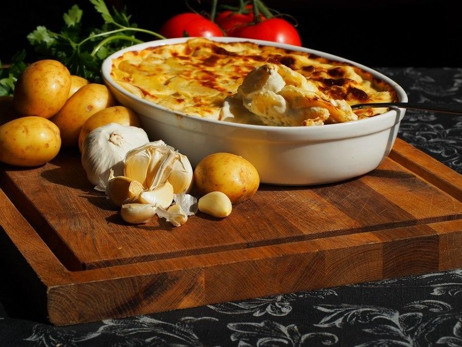 La cucina di Ginevra, di Terra e di...Lago