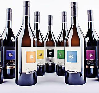 I vini de La Rajade di Dolegna del Collio in Borghi d'Europa